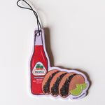 AIR FRESHENER tacos con ponche