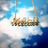 """MEVALE"" Gold Necklace"