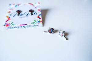 Payaso Earrings stud