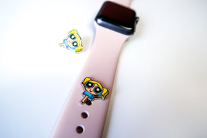 Bubbles Band charm