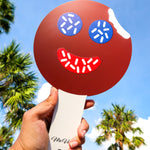 Payaso handheld mirror