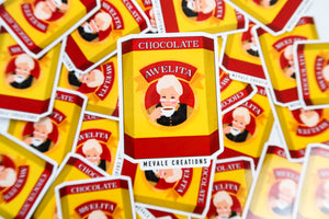 Abuelita Chocolate sticker