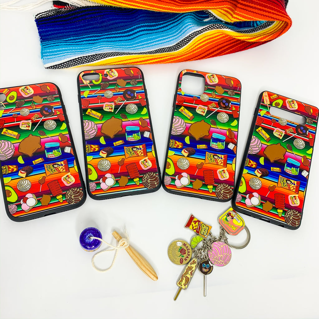 Zarape Antojitos Phone Case