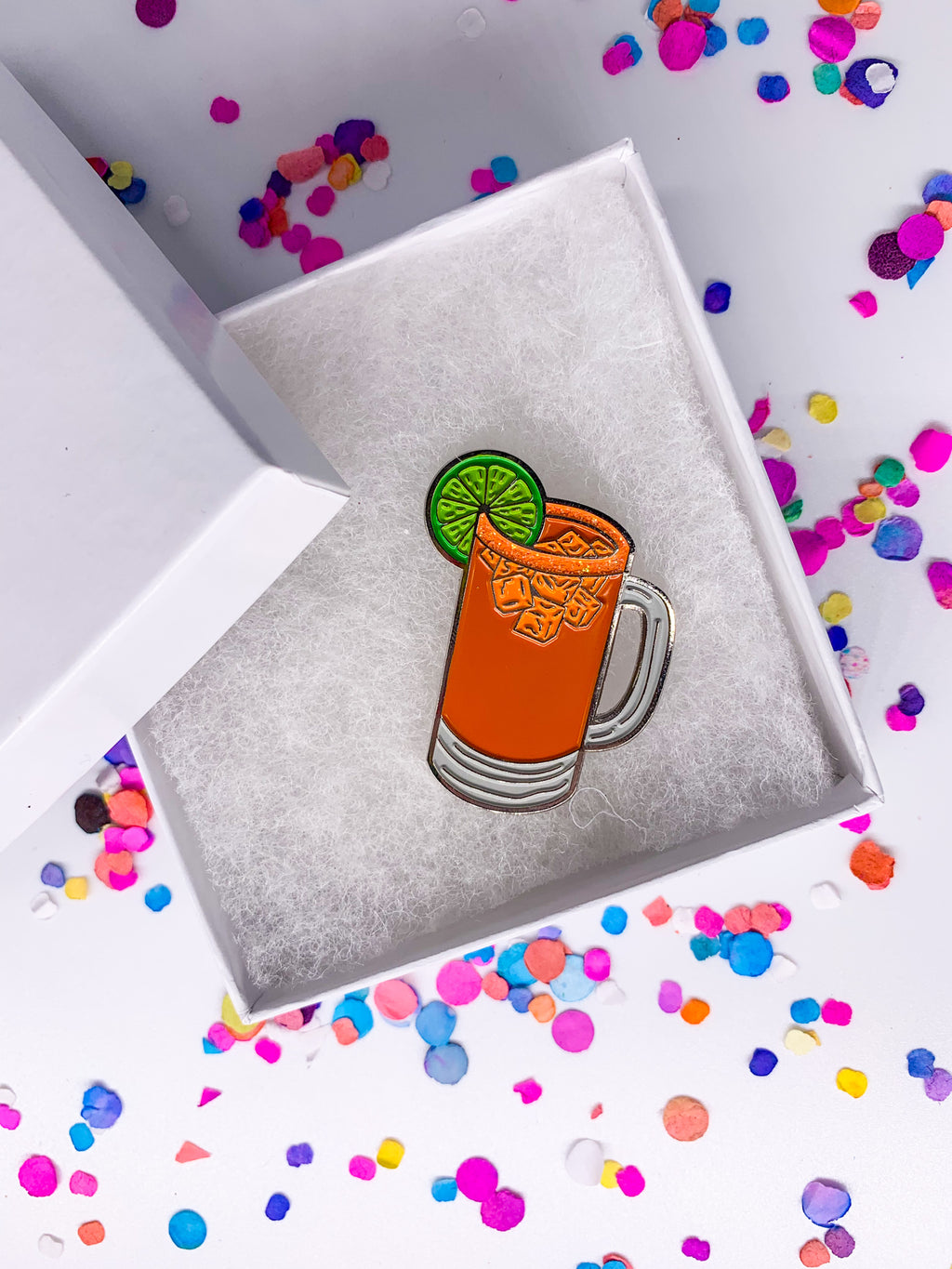 Michelada Pin