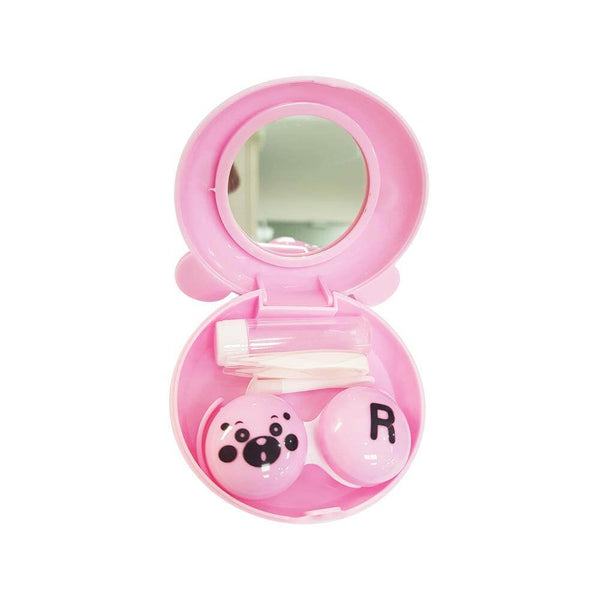 Bear Cute Contact Lens Case - o-lens.co.in
