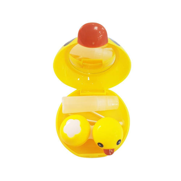 Duck Cute Contact Lens Case