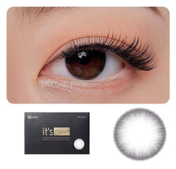 Buy O-LENS Color Lenses | It's Black color lenses ( 1 Month ) | Color Lens