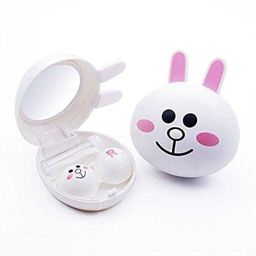 Rabbit Cute Contact Lens Case