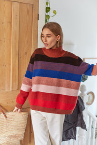 OVERSIZED PANTON JUMPER