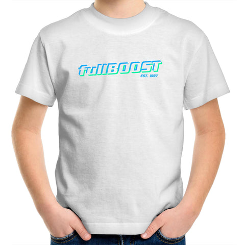 fullBOOST Retro 2 Tee KIDS
