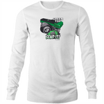 Green top Barra Long Sleeve