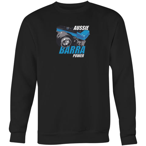 Aussie Barra Blue Sweatshirt