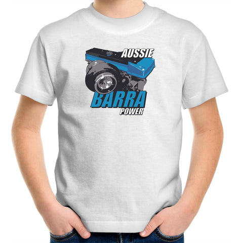 Aussie Barra Blue Tee KIDS