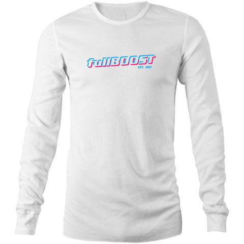 fullBOOST Retro 1 long sleeve