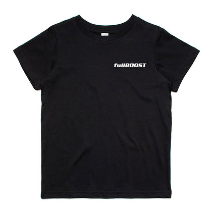 fullBOOST turbo tee KIDS