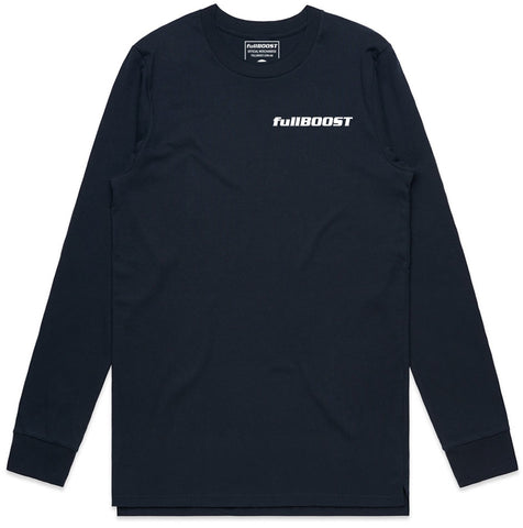 fullBOOST turbo Long Sleeve