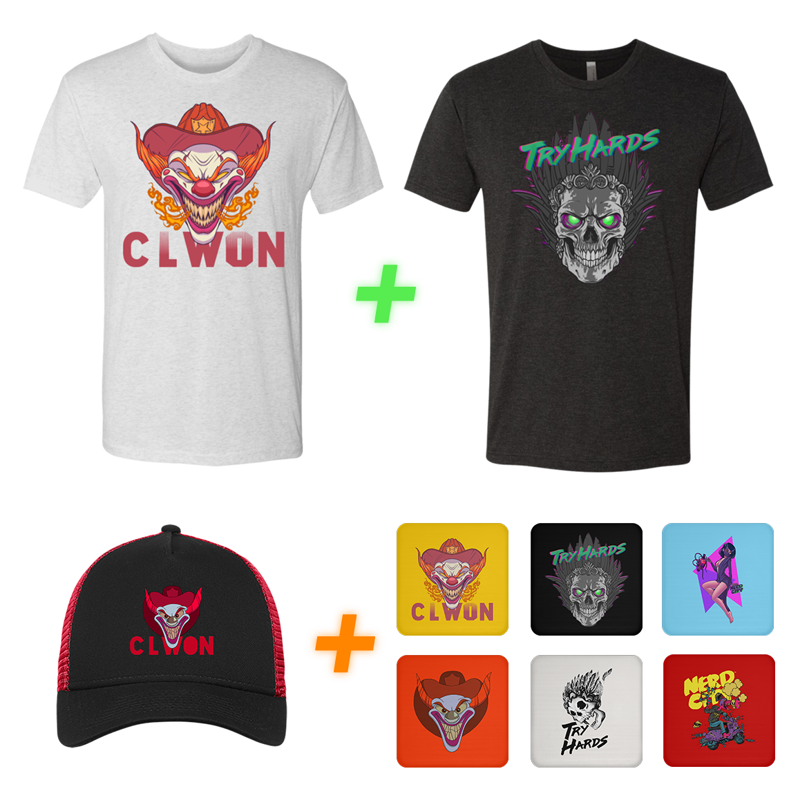 CLWON BUNDLE (Mens)