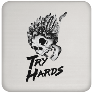 Try Hards Skull Coaster