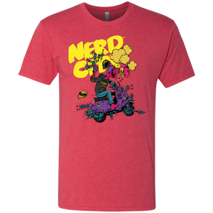 Nerdline - Red - (Mens)