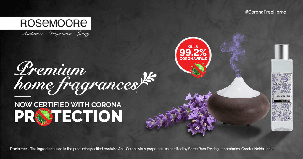 Rosemoore steps up its fragrance game to Resist & Prevent COVID