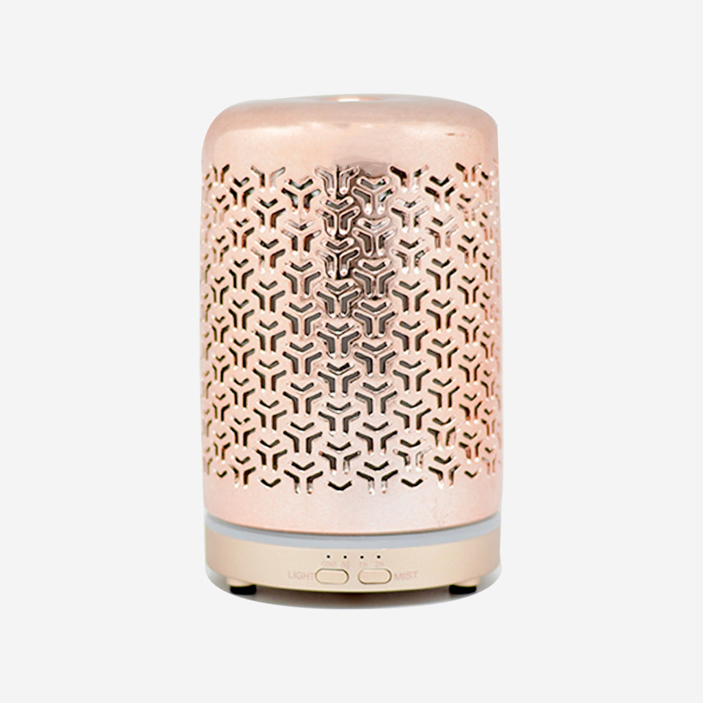 Rosemoore Canis Rose Gold Ultrasonic Aroma Diffuser & Humidifier
