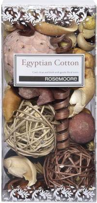 Scented Pot Pourri Egyptian Cotton