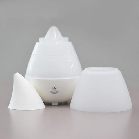 Rosemoore Draco Cool Mist Ultrasonic Humidifier Aroma Diffuser with 7 Color LED Lights