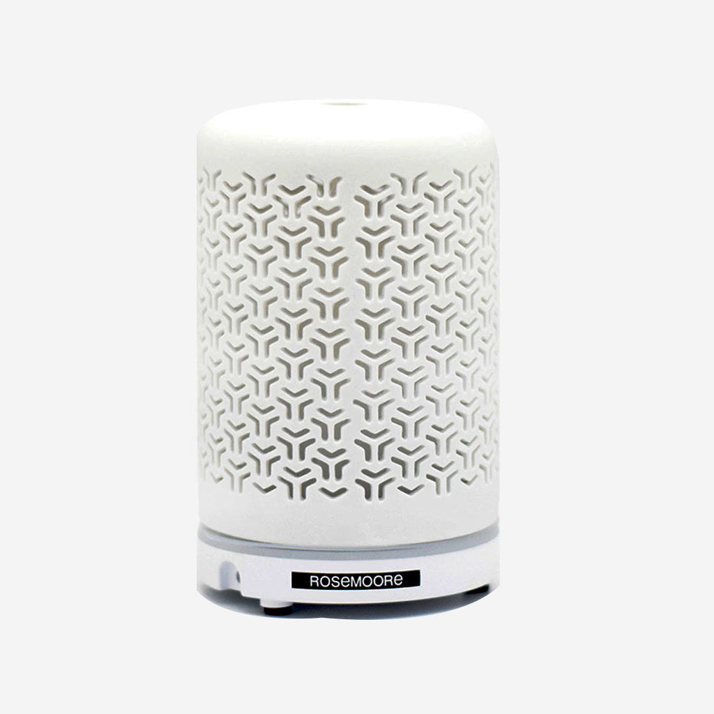Rosemoore Canis White Ultrasonic Aroma Diffuser & Humidifier