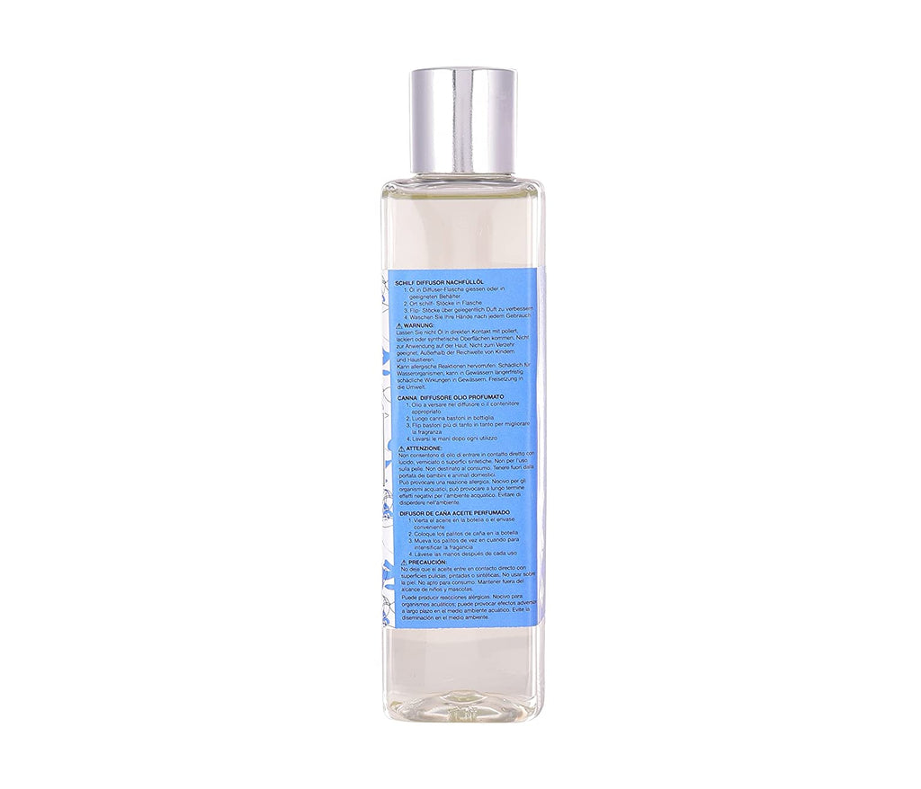 Scented Reed Diffuser Refill Oil Blue Oud