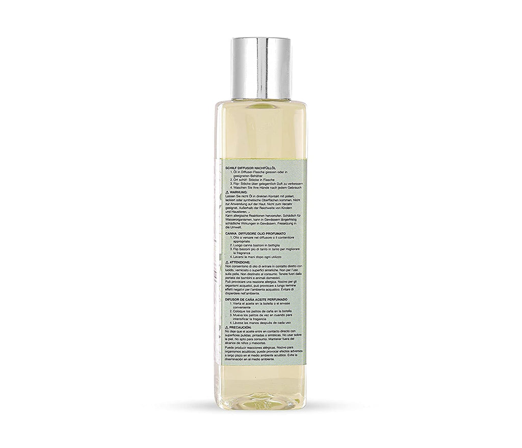 Scented Reed Diffuser Refill Oil Eucalyptus & Kaffir Lime