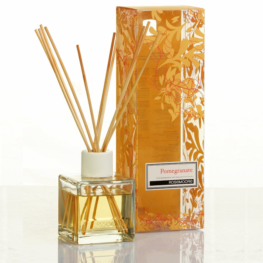 Scented Reed Diffuser Pomegranate