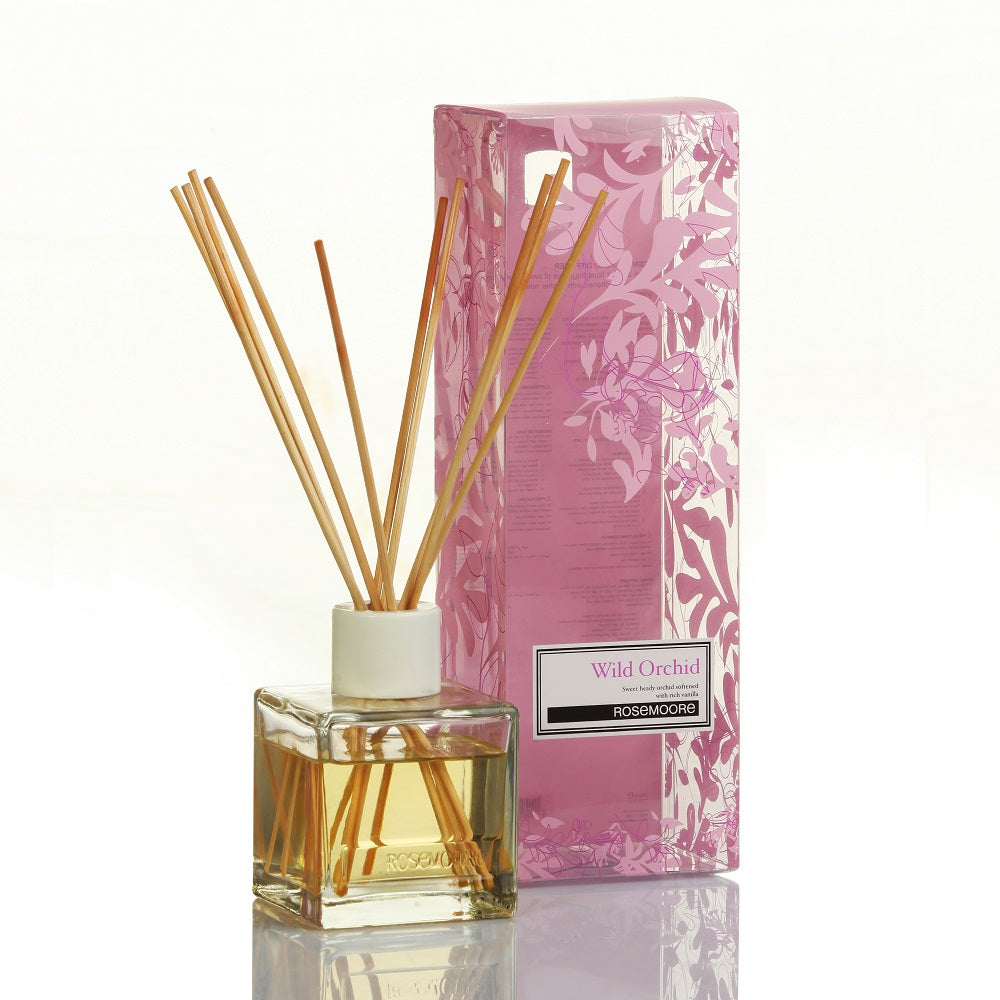 Scented Reed Diffuser Wild Orchid