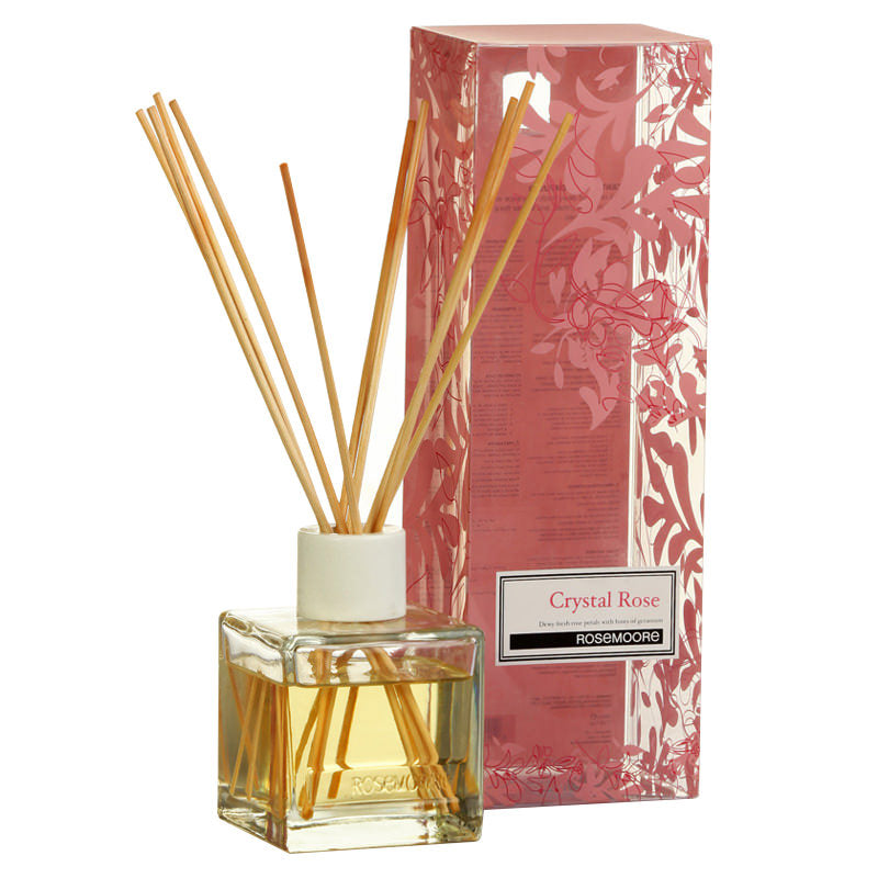 Scented Reed Diffuser Crystal Rose