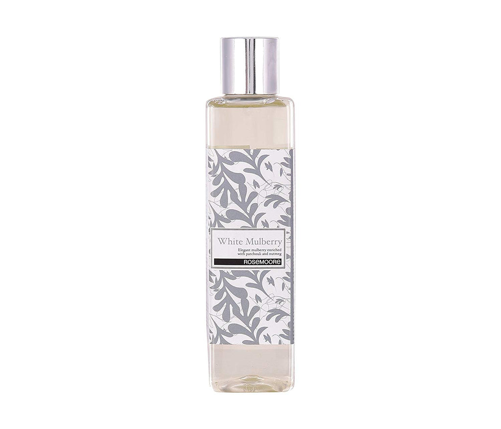 Scented Reed Diffuser Refill Oil White Mulberry