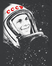 Load image into Gallery viewer, Yuri Gagarin CCCP T-shirt