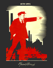 Load image into Gallery viewer, Vladimir Lenin T-shirt