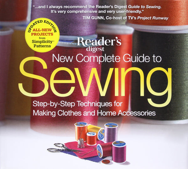reader's digest new complete guide to sewing