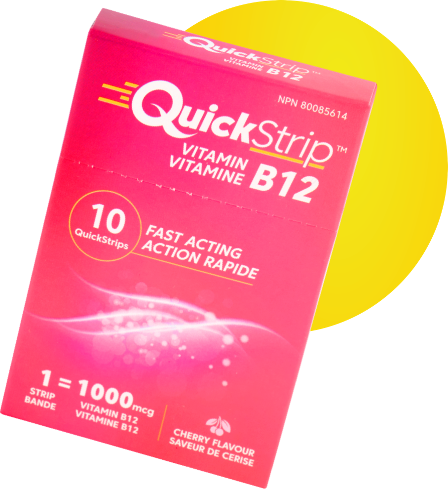 QuickStrip<sup>TM</sup> <span>Vitamin B12 </span>
