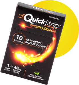 QuickStrip<sup>TM</sup> <span>Energy</span>