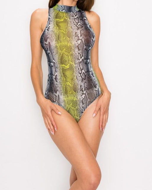 Snake in the Grass Bodysuit