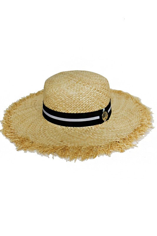 Dundee Straw Hat