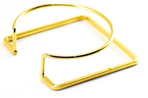 Fifth & Clark Signature Bangle