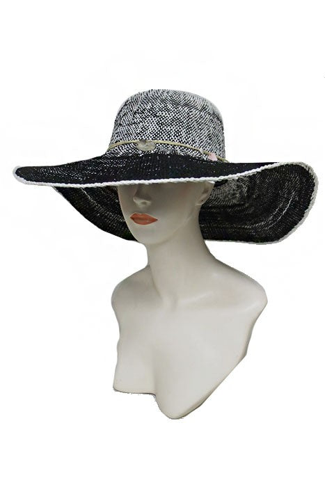 St. Lucia Floppy Hat
