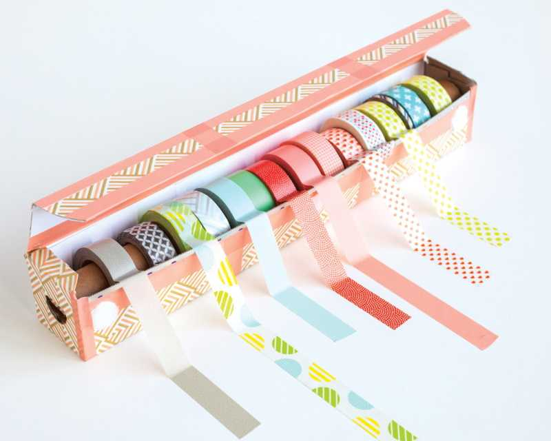 Use Washi Tape to Fix Ink Bleeding on Paper