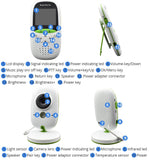 Load image into Gallery viewer, Baby Monitor Wireless Audio Video Nanny Walkie Talkie - ChildAngle