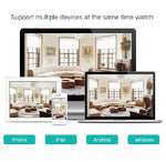 Load image into Gallery viewer, Baby Monitor Security 1080P Wi-Fi P2P Night Vision IP Camera - ChildAngle