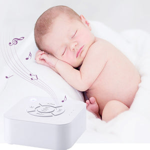 White Noise Machine for Baby Sleeping USB Rechargeable