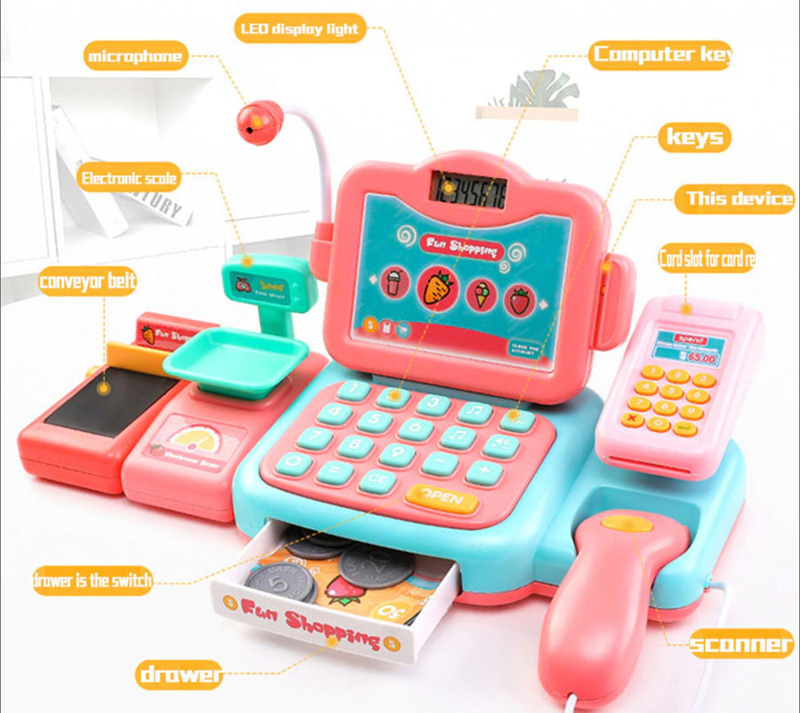 Childrens Favorite Cash Register Toy