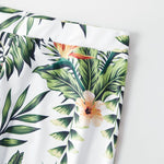 Load image into Gallery viewer, Matching Family Floral Leaves Swimsuit Mother Daughter Bathing Suits