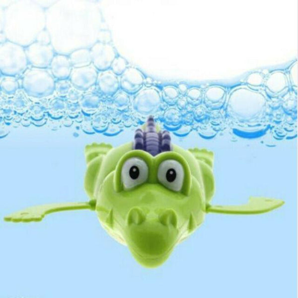Animal Bath Toys Wind Up Water Toy - Crocodile